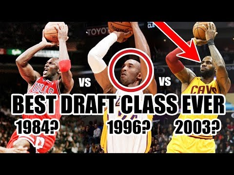 The BEST Draft Class in NBA History